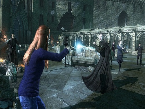 Harry Potter And The Deathly Hallows Part 2 Game Free Download