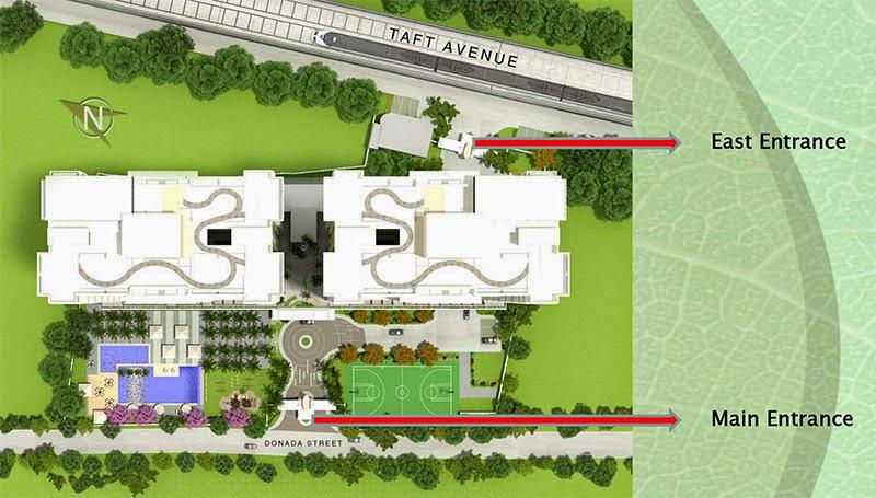 La Verti Residences Site Development Plan