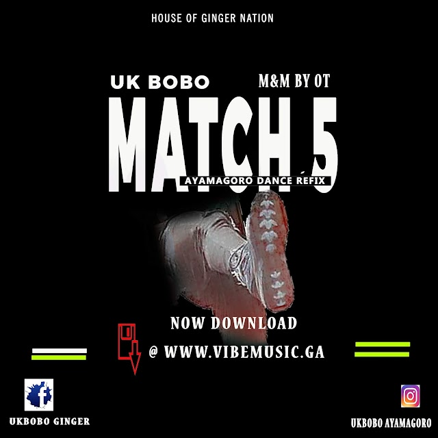 [AUDIO] UK Bobo - Match 5