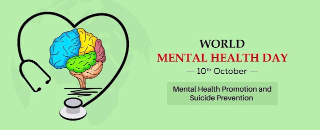 World Mental Health Day, 2019 | October, 10