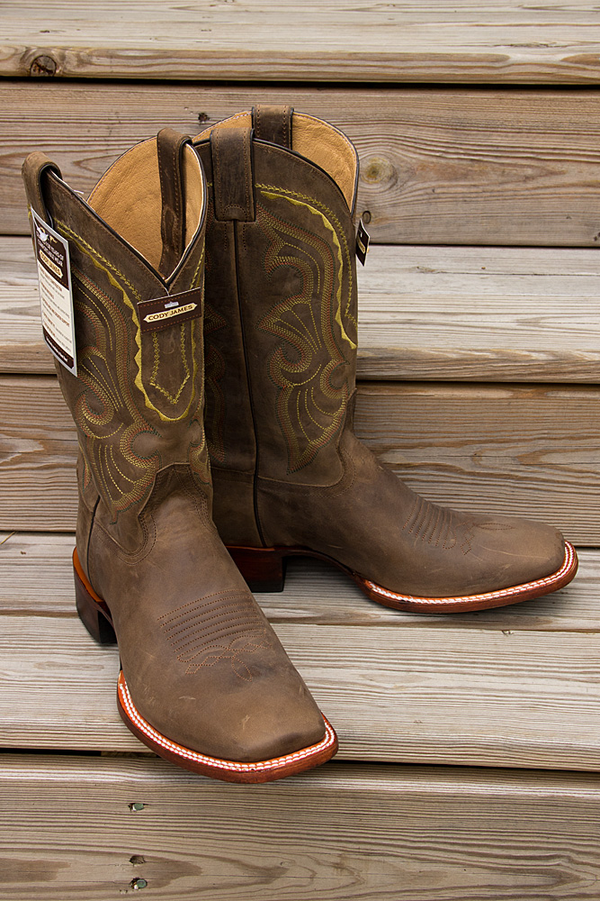 3f3d2caa93d Brian King Images: Cody James Western Boots