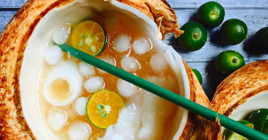 Air Kelapa Muda Plus Telur Ayam Kampung Dan Madu Ternyata Ramuan Kuat Pria Dan Awet Muda Minda Magazine