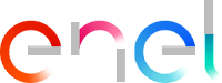 Logo of Enel 2017