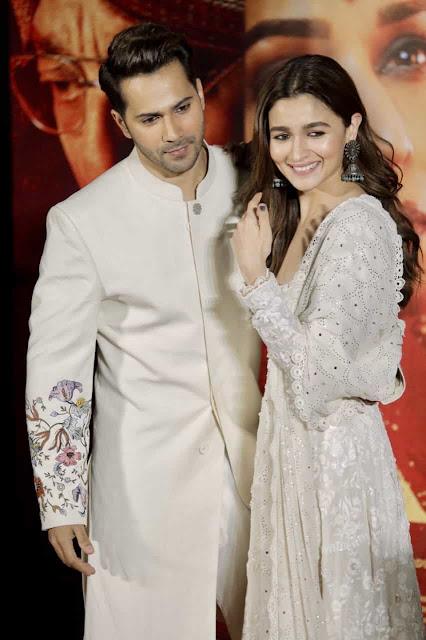 Varun Dhawan And Alia Bhatt Love Story