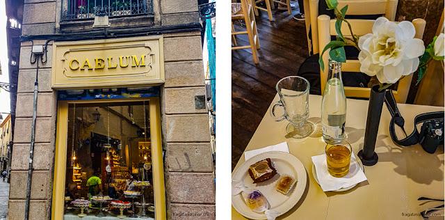 Confeitaria Caelum, Bairro Gótico, Barcelona