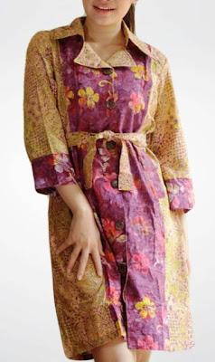 Model Baju Batik Modern Terbaru Batik Pekalongan Holidays OO