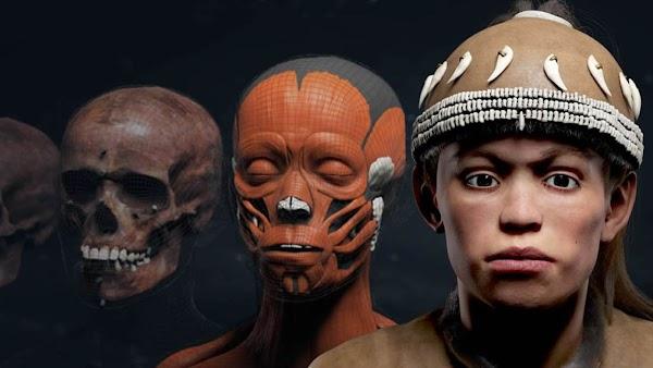 La historia de la humanidad en tu rostro