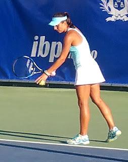 Tenis Aranjuez Marina Benito