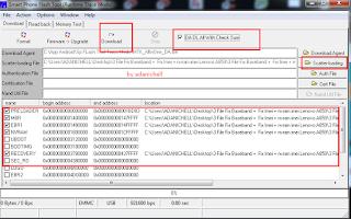 Cara Mengembalikan Imei dan Baseband di Lenovo A859