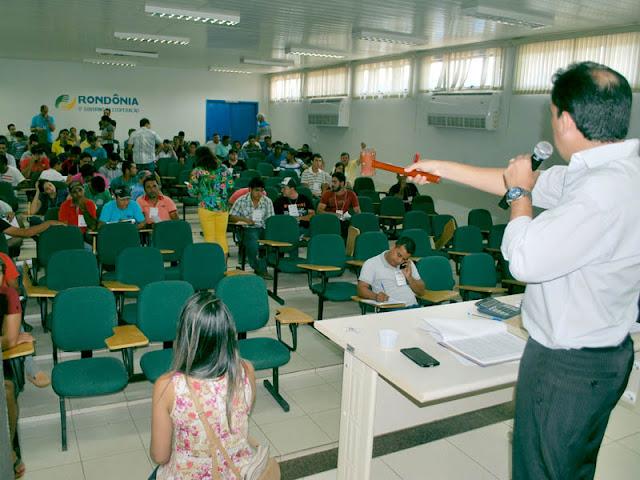 Detran define data para leilão em Ji-Paraná em Rondônia