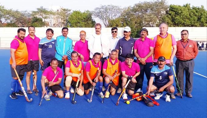 एसबीआई अंतरमंडलीय हॉकी टूर्नामेंट : दिल्ली ने लख़नऊ तो बेंगलुरु ने चंडीगढ़ को दी मात