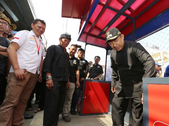 Selain Penataan, Pemkot Bandung Akan Promosikan PKL Kawasan Cicadas