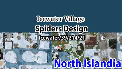 http://maps.secondlife.com/secondlife/Icewater/39/214/21