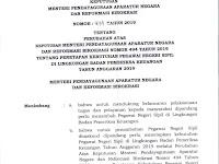 Penerimaan CPNS Badan Pemeriksa Keuangan Tahun 2019