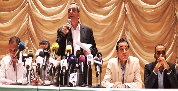 شطب 20 عضوا بنقابة الصحفيين وفقا للقانون