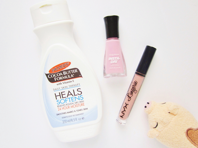 August 2016 Beauty Favorites