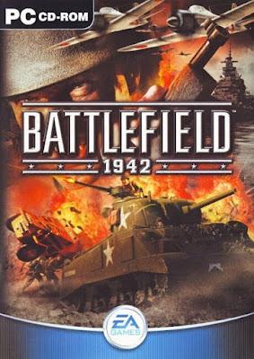 Capa do Battlefield 1942