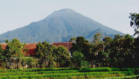 Gunung Tebak