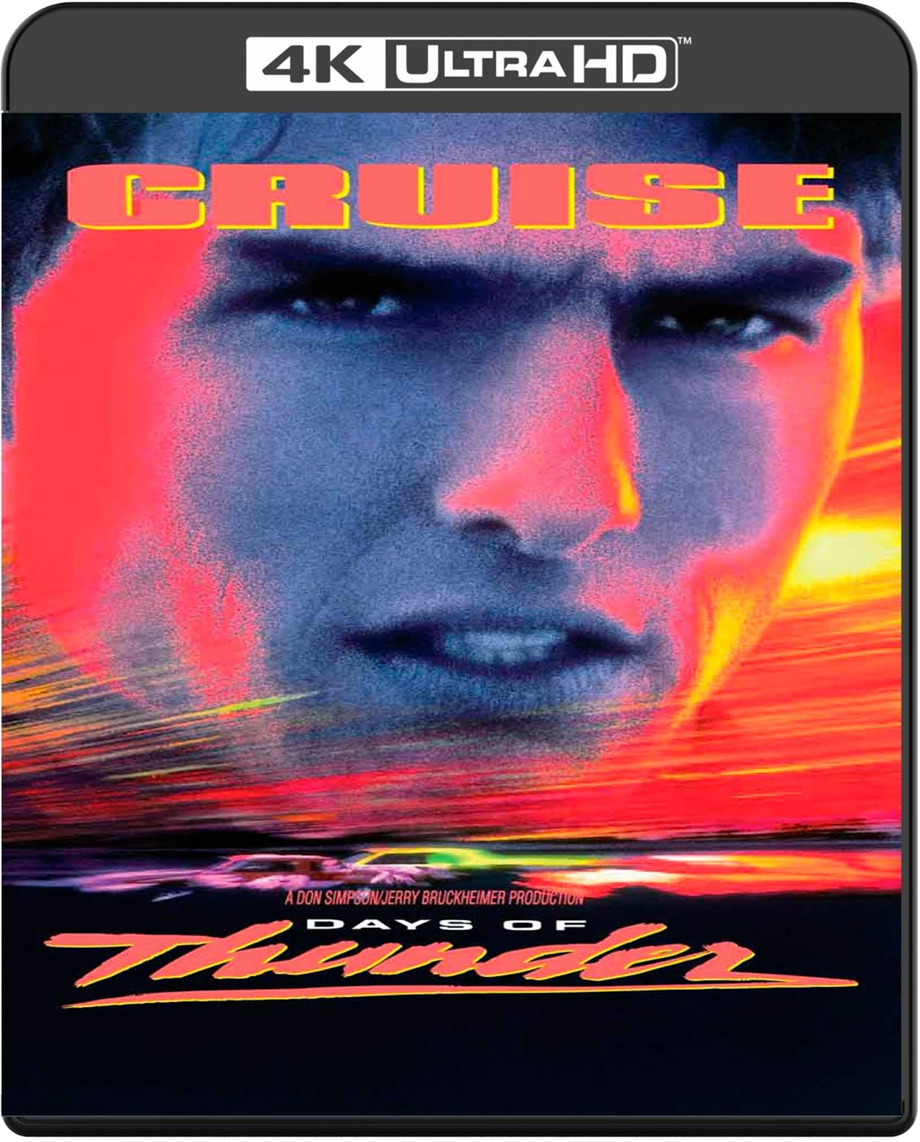 Days of Thunder [1990] [UHD] [2160p] [Latino – Castellano]