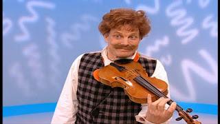 Sesame Street Violins
