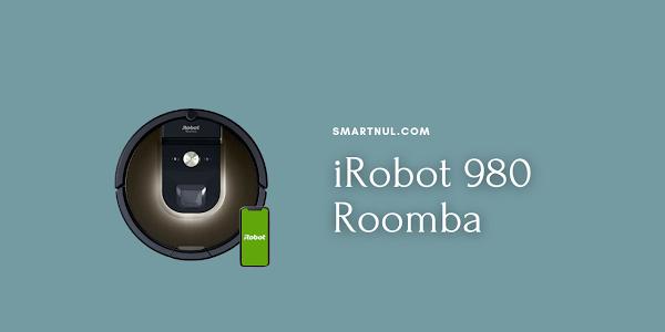 iRobot Roomba 980 Review (Harga dan Spesifikasi Lengkap)