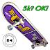 Kreate Shop's Skateboard Deck for 5K!