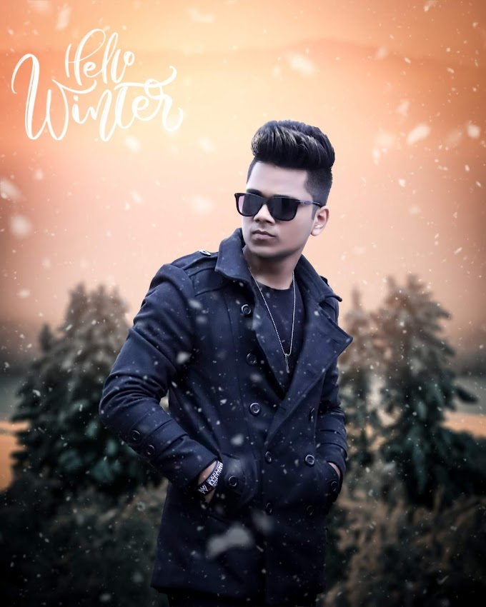 Winter Effect PicsArt Photo Editing Background & PNG Download