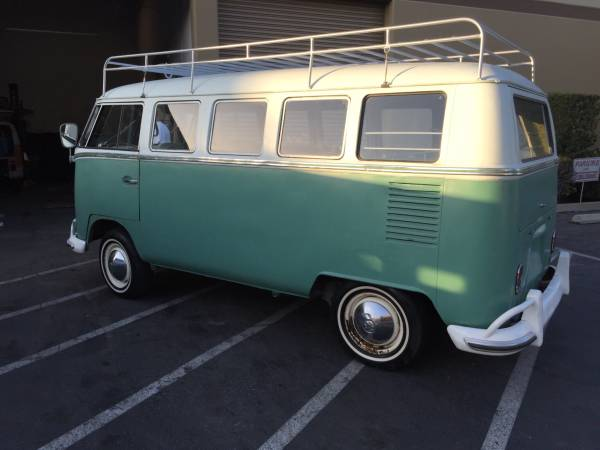 1964 VW Bus Deluxe 13 Window | vw bus wagon