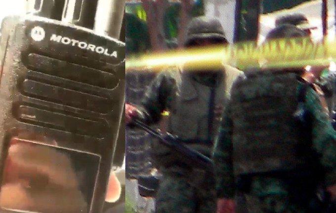 """Plataforma P25: el """"arma"""" de comunicación con la que el Cártel de Sinaloa burló al Ejército y evitó la captura de Ovidio Guzmán"""
