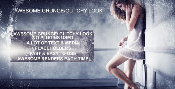 Urban Explorer 3 – Grunge Animations[Videohive][After Effects][2623094]