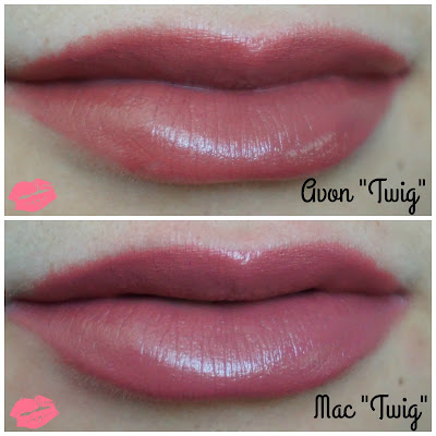 Affordable Dupe For Mac Twig Lipstick
