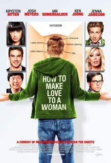 Cómo hacer el amor a una mujer – DVDRIP LATINO