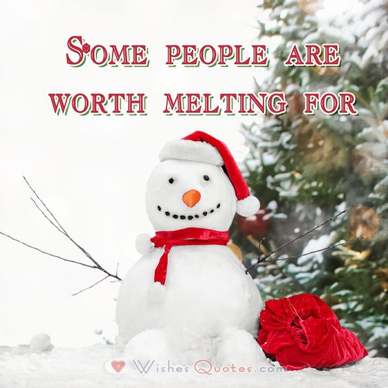 Romantic Relationship Christmas Messages