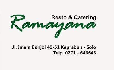 Rekrutmen Ramayana Maret 2020