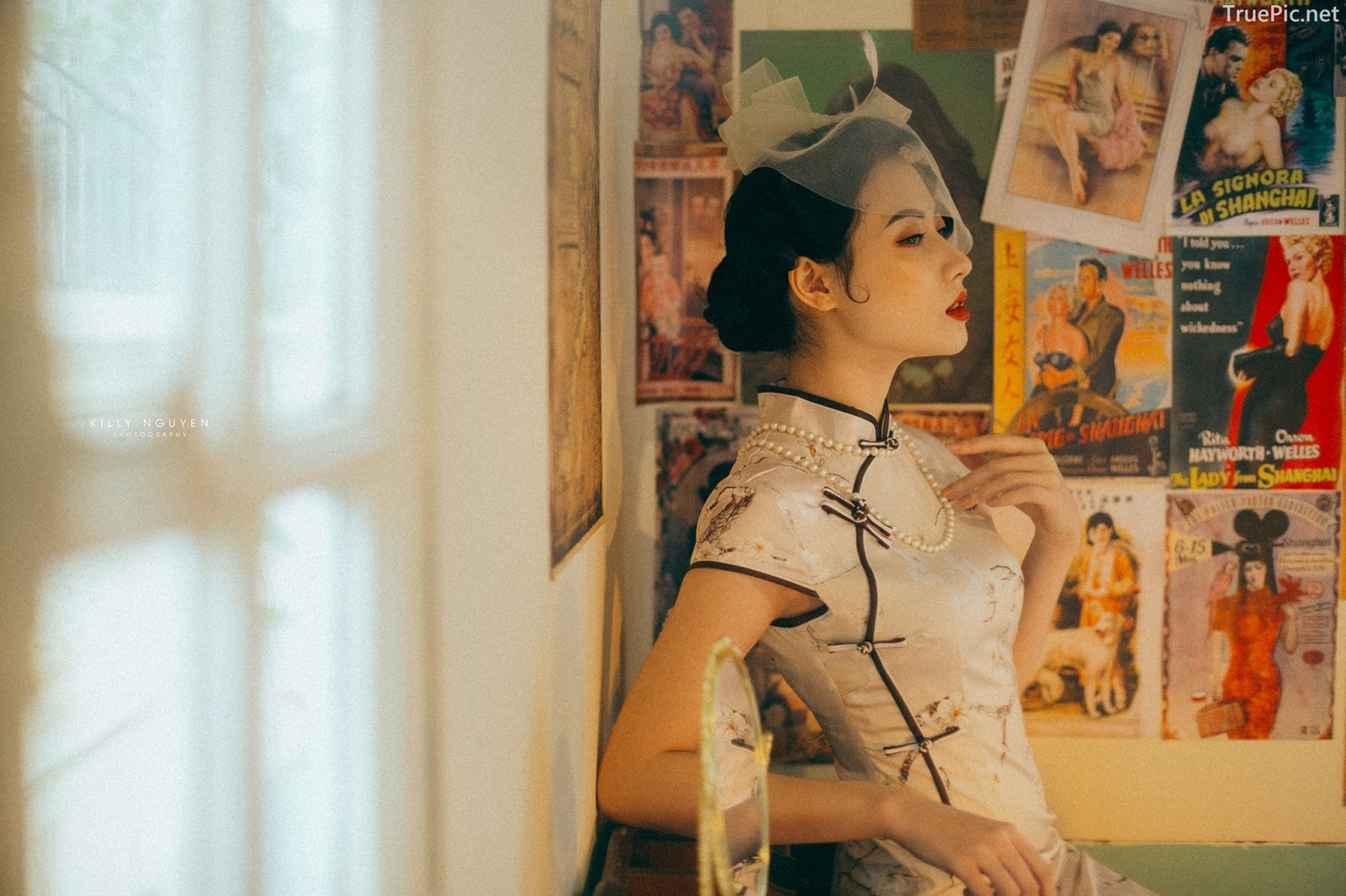 Vietnamese model Lan Huong - Lost in ShangHai - Photo by Killy Nguyen - TruePic.net - Picture 10