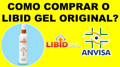 LibidGel Possui Registro na Anvisa