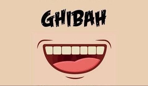 Dosa Ghibah