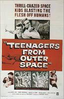 Película Adolescentes del espacio exterior Online
