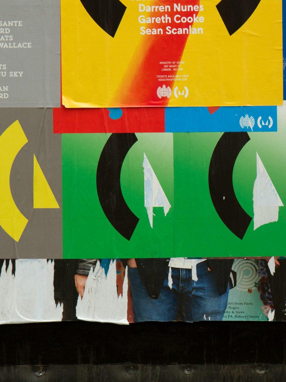 Spin Studio - Ministry of sound rebrand