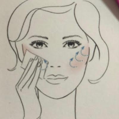 mai-couture-glamuros-paper-makeup