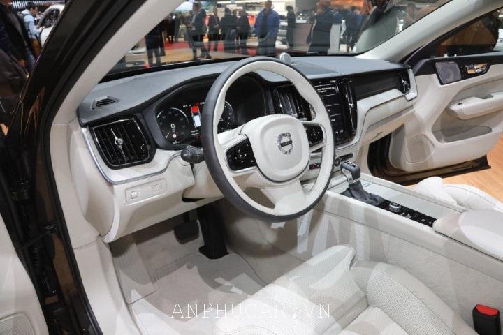 Đánh giá Volvo S80 2020 tuy nhỏ gọn nhưng tràn đầy uy lực