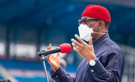 Governor Okowa and wife test positive for Covid-19