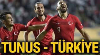 Tunus - TürkiyeCanli Maç İzle 01 Haziran 2018