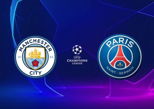 Manchester City vs PSG -Highlights 04 May 2021