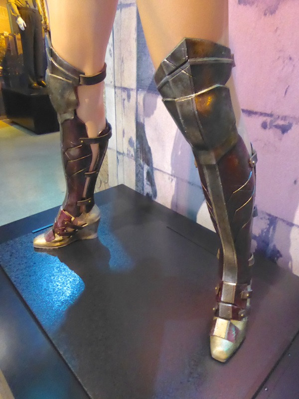 Batman v Superman Dawn of Justice Wonder Woman boots