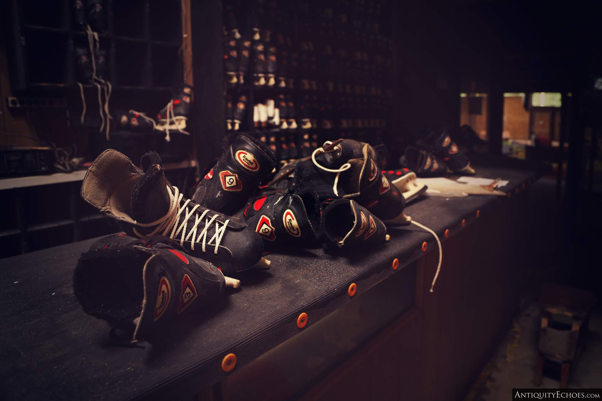 Nevele Grande - Rental Ice Skates