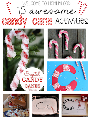 Christmas activities: 15 candy cane activities for kids #preschool, #preschoolactivities, #christmasactivities, #christmas