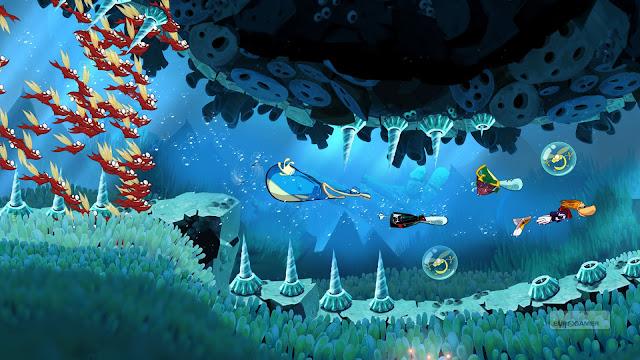 Rayman Origins PC Free Download Full Version Gameplay