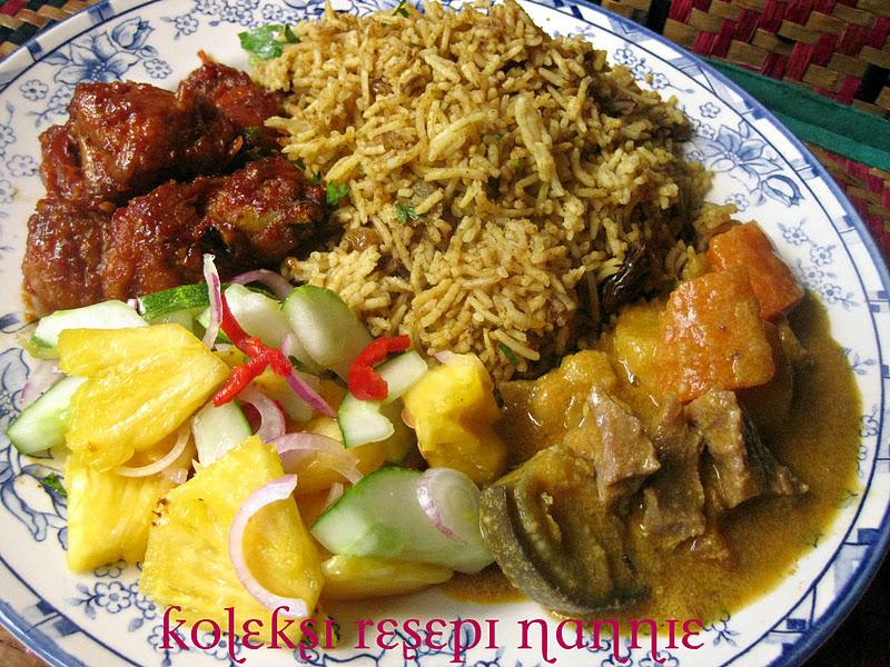 Share the best Nasi Briyani