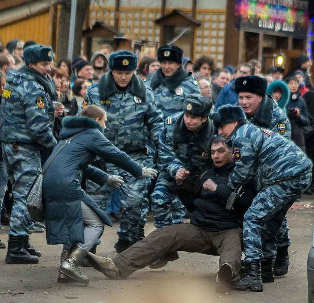 As forças policiais serão reformadas para se articular em função da nova 'Guarda pretoriana'.
